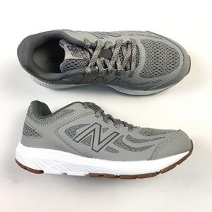 b60b1355e5c8 ... New Balance 519 Gray Big Kids Youth Shoes 1 Z3 ...